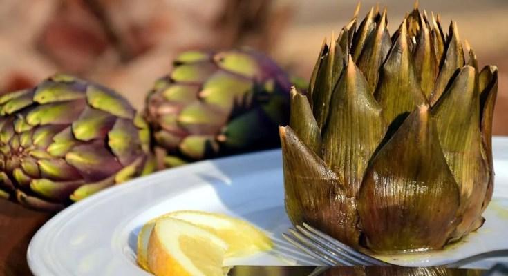 Carciofini al naturale ricetta