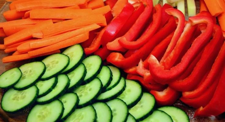 Cetrioli e peperoni in vasetto ricetta