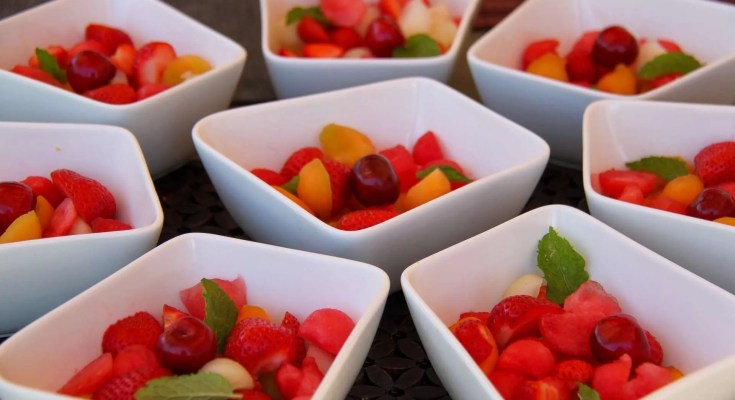 Macedonia di frutta in vasetto ricetta