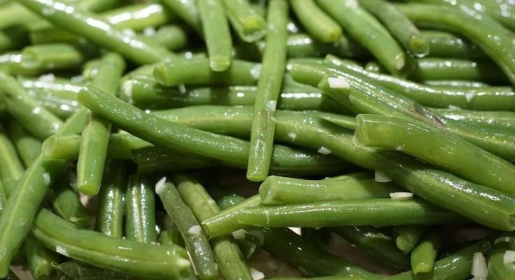 Fagiolini al naturale in vasetto ricetta