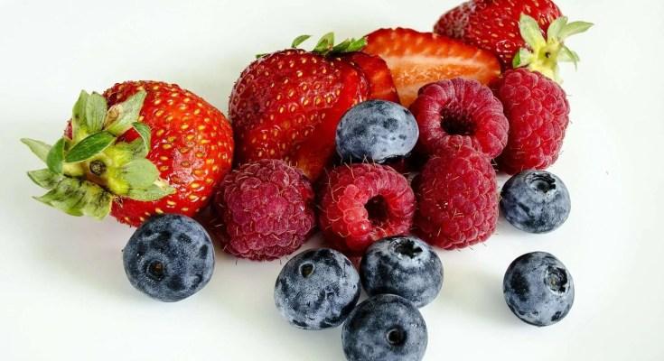 Liquore ai frutti di bosco ricetta