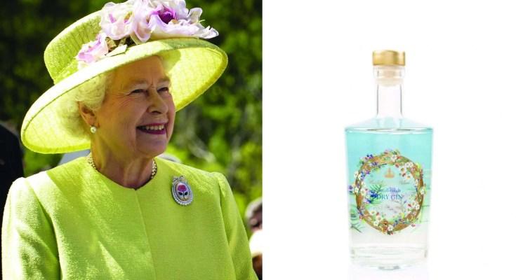 Il gin della regina Elisabetta