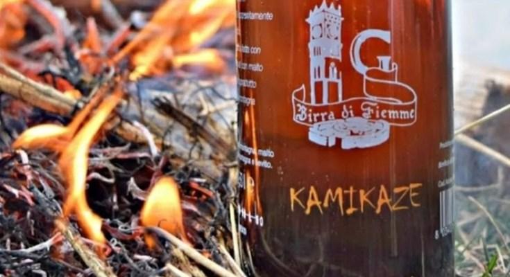 Birra Artigianale di Fiemme Kamikaze