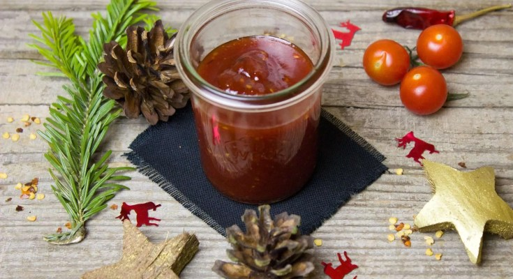 Confettura dolce di pomodori ricetta
