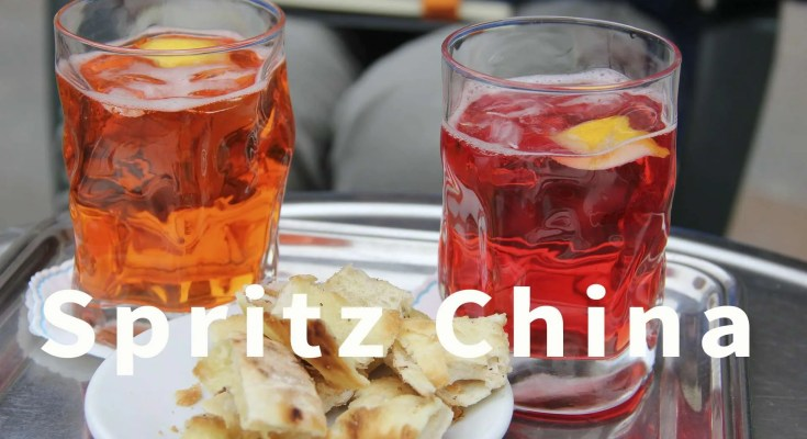 Spritz China ricetta