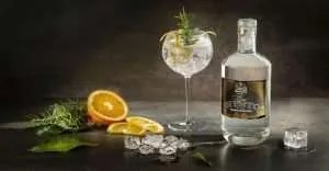 Gin Giusto il london dry dal sapore toscano