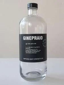 Ginepraio il gin toscano invecchiato in anfore di cocciopesto