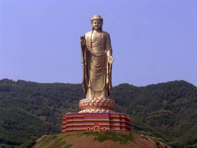 Buda-do-Templo-da-Primavera-China