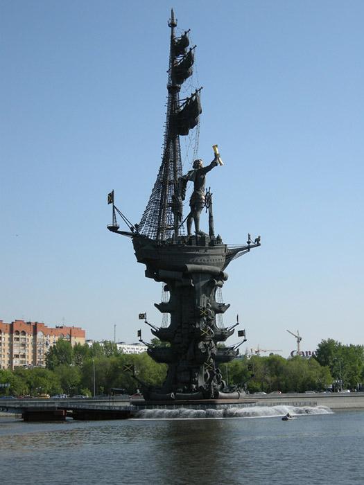 Estatua-de-Pedro-o-Grande-Russia