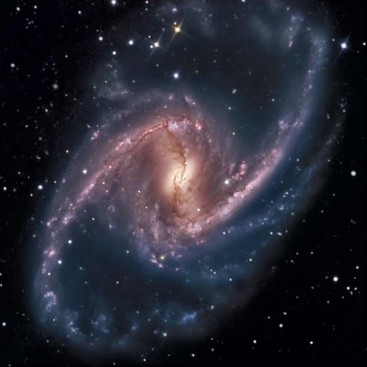 Galáxia NGC1365