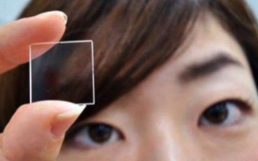 placa de vidro de quartzo