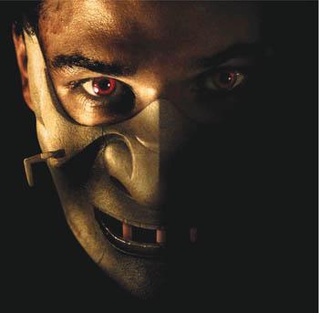 DR. LECTER, psicopata vivido no cinema por Anthony Hopkins