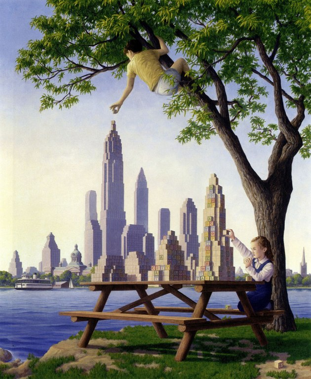 magic-realism-paintings-rob-gonsalves-11__880[1]
