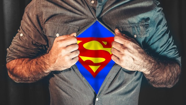 superheroSuperman