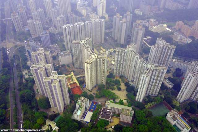 Fu Shin Estate in Tai Po - Hong Kong