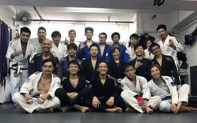Getting into Brazilian Jiu Jitsu In Hong Kong