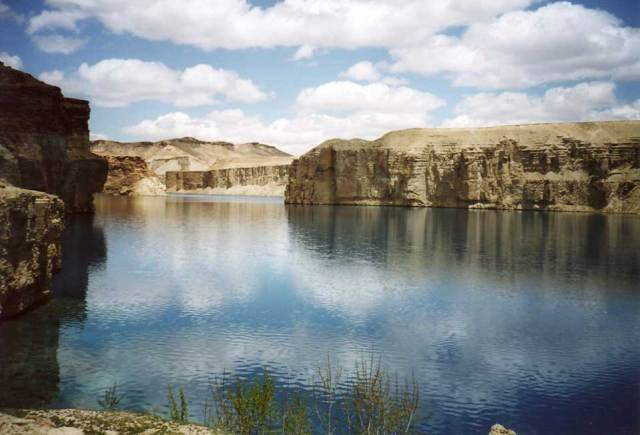 Lake in Bane e Amir