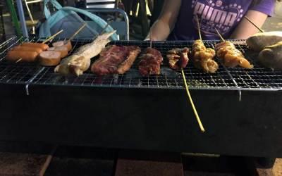 Hong Kong's Tai Po BBQ in Tai Mei Tuk