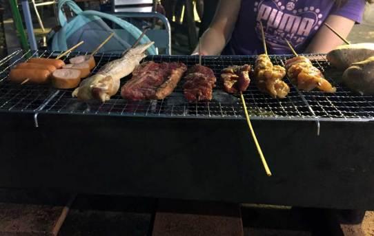Tai Po BBQ in Tai Mei Tuk