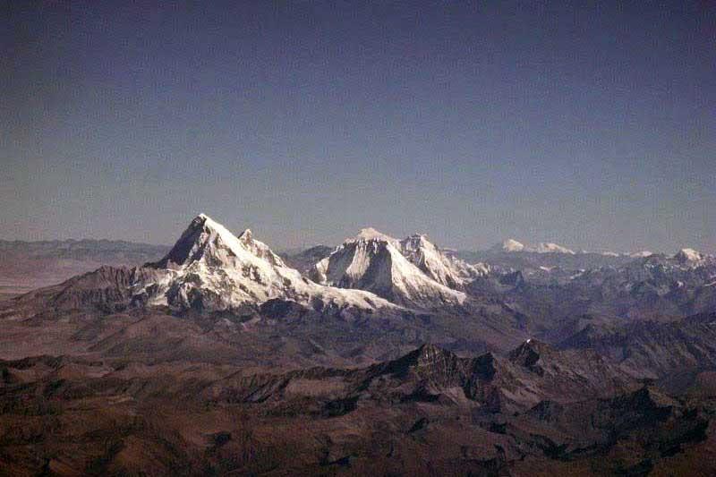 Worlds highest unclimbed mountain - Gangkhar Puensum