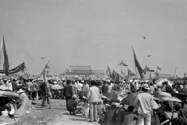 Tiananmen Square David Chen