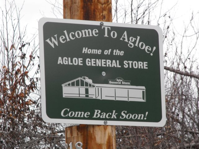 Algoe Sign