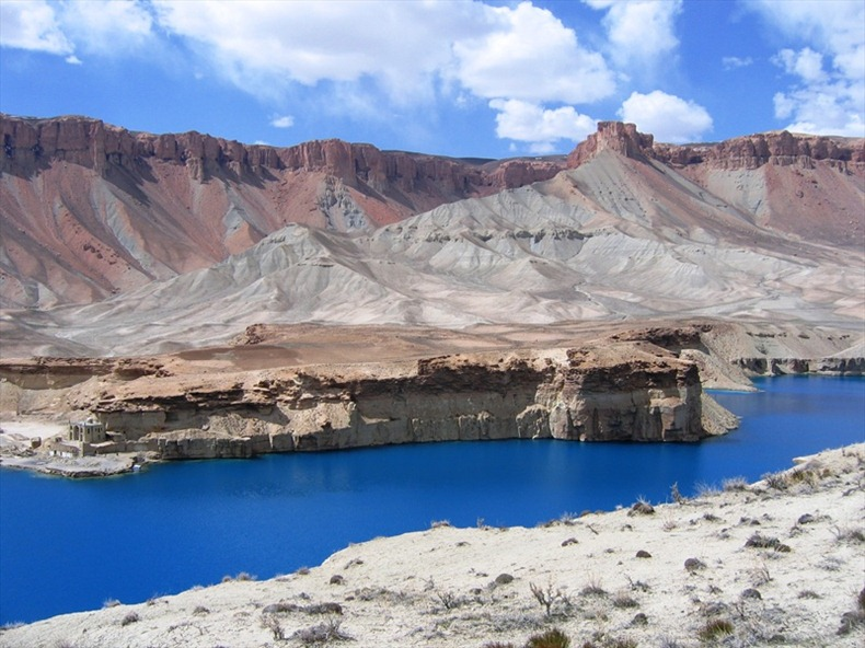 Lake in Band e Amir