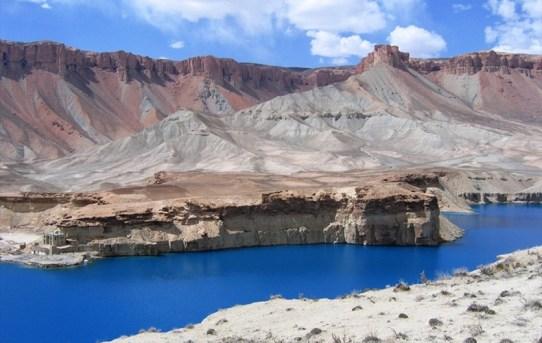 Lake in Band e Amir