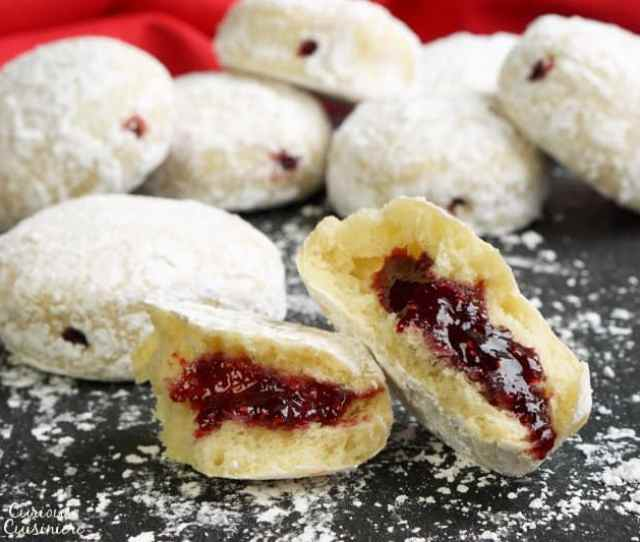 Our Authentic Polish Paczki Recipe Gives You Light And Airy Polish Donuts That Are Easy To
