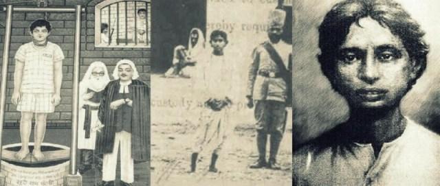 Curiouskeeda - Unsung Heros -Khudiram Bose