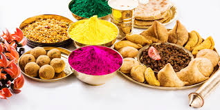 Curiouskeeda - Holi Kavya - Food