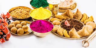 Curiouskeeda - Holi Kavya - Food