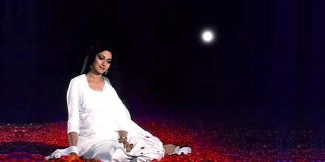 Curiouskeeda - Sridevi Movies - Chaandani