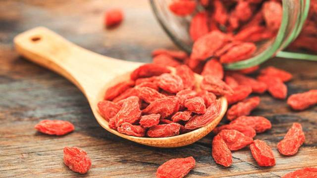 Curiouskeeda - Super Foods - Goji Berries
