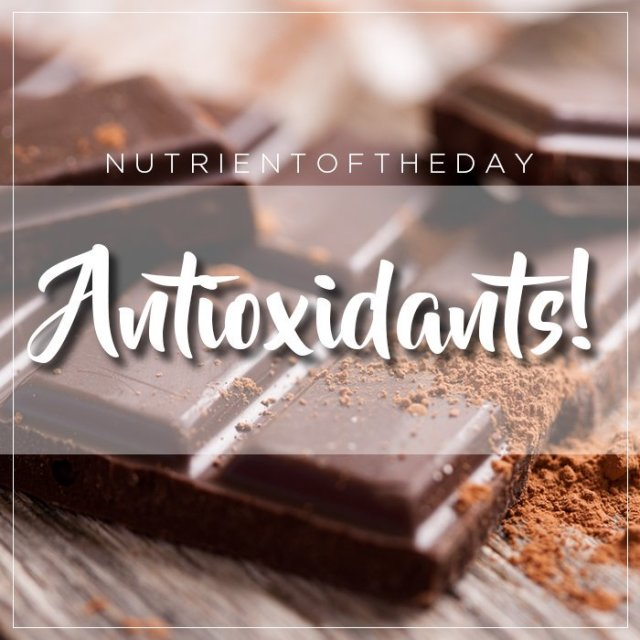 Curiosukeeda - Dark Chocolate - Antioxidants
