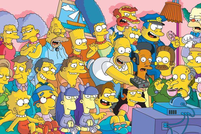 Curiouskeeda - 90s show- Simpsons