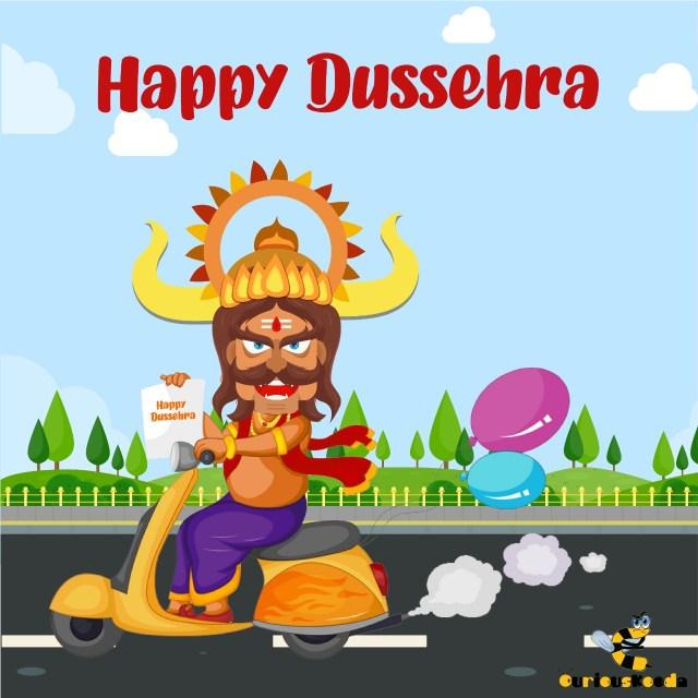 Curiouskeeda - Dussehra - Featured Image