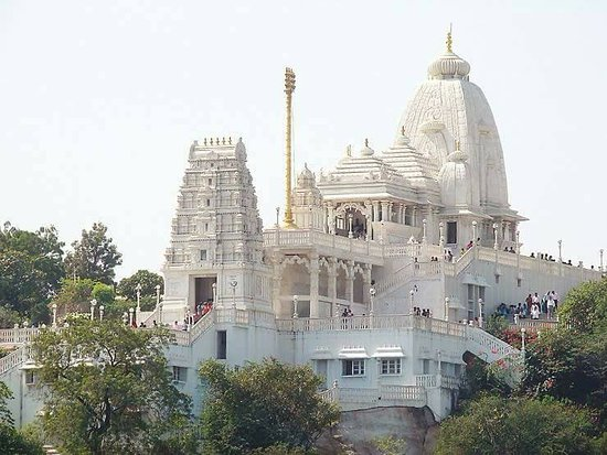 Curiouskeeda - Jaipur - Birla Mandir