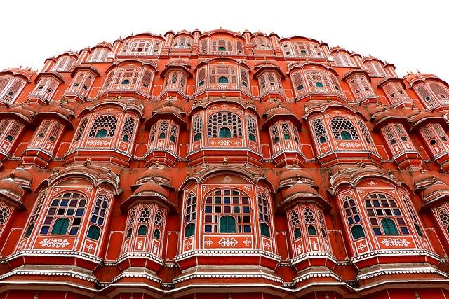 Curiouskeeda - Jaipur - Hawa Mahal