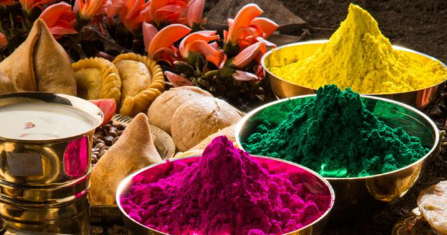 CuriousKeeda - Holi - Food - Featured Image