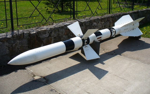 r-27-missiles