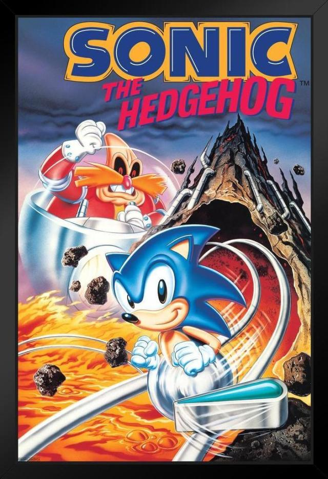 sonic video games