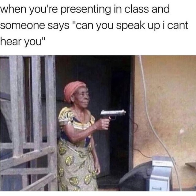 can you speak louder jokes