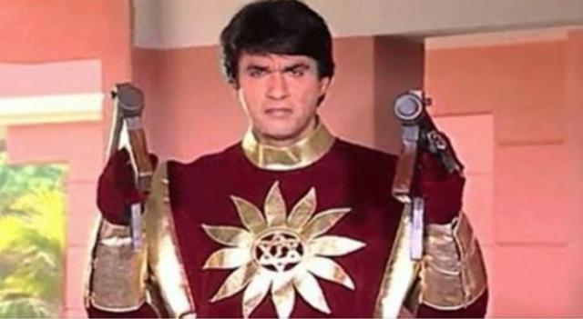 Shaktiman 90's tv show