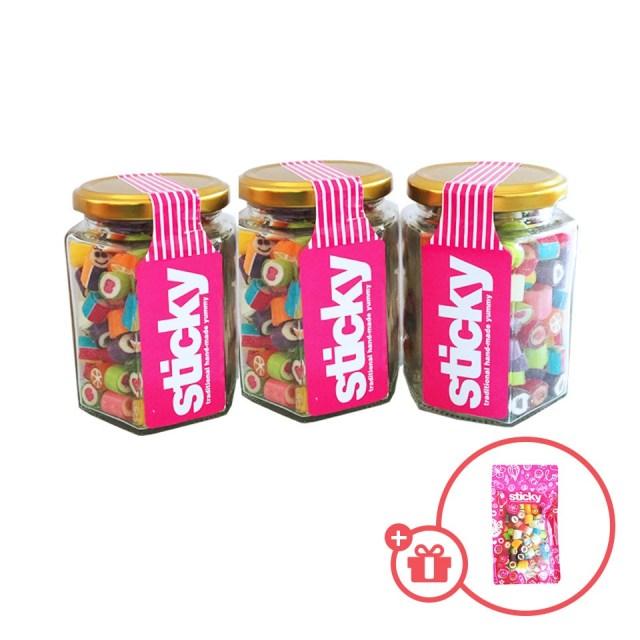 sticky candy