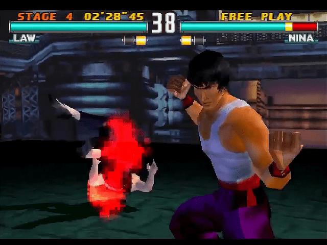 tekken 3 video gameplay