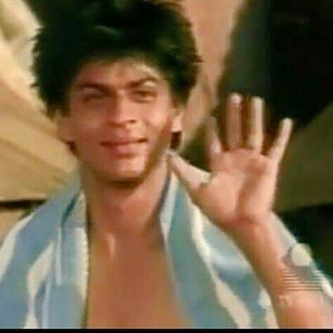 shah rukh khan bollywood star