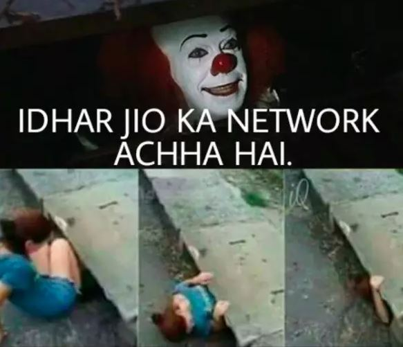Funny Jio jokes