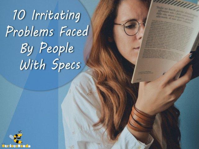 Specs problems