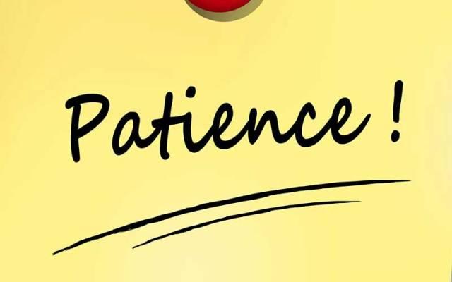 Patience billionaire